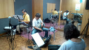 小松原の練習室の様子です♦♫♦・*:..。♦♫♦*゚¨゚゚・*:..。♦